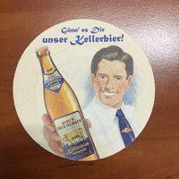 Подставка под пиво Kellerbier