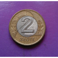 2 злотых 1995 Польша #10