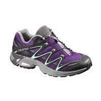 Кроссовки Salomon XT Salta Оригинальные , предназначены для бега на горных дорожках. Обувь равномерно распределяет давление на ногу, чтобы избежать травм при работе на неровном грунте. Их также можно