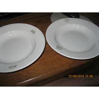 Тарелки 2 шт