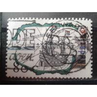 Нидерланды 1996 Парусник, 16 век