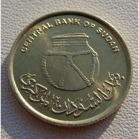 Судан. 1 пиастр 2006 год  KM#126