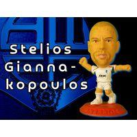 Stelios Giannakopoulos BOLTON Wanderers 5 см Фигурка футболиста MC11028