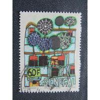 Сенегал 1979г. Культура.