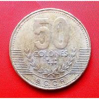 05-05 Коста-Рика, 50 колонов 1999 г.