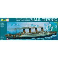 Титаник Океанский лайнер.Сборные модели Ревел(Германия).Маштаб 1:570