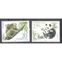 Китай Панда коала