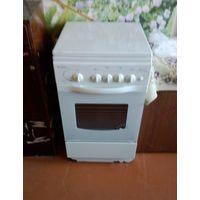 Продам- Газовая плита Гефест Б\у.50х60-Донор.Можно и полностью.