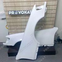 Крылья передние стеклопластик для Mercedes S W140