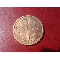 50 сентаво 1970 год Португалия