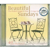 2CD Beautiful Sundays - 40 Golden Oldies