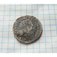 6 грошей 1681, Шостак