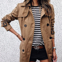 Тренч Sincerely Jules Camille Trench Coat