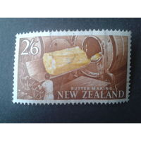 Новая Зеландия 1960 стандарт