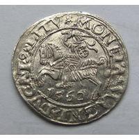 Полугрош литовский 1560 Вильно Сигизмунд Август