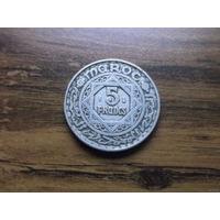 Марокко 5 франков 1951