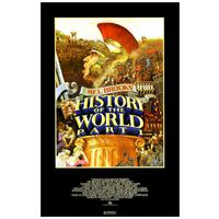 Всемирная история / History Of The World.Part 1 (Мэл Брукс)  DVD5