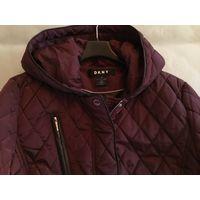 Куртка Фирменная DKNY цвет Бордо оригинал 100%