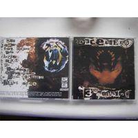 "CD DECEIVERS ""3rd machine""  2000  made in Brasil,  Редкость!"