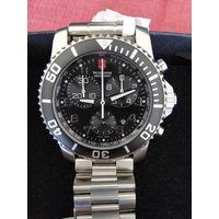 Только до 26.04!!! цена 575 руб. Часы VICTORINOX SWISS ARMI. 100 % оригинал. Куплены в магазине в США. Новые.