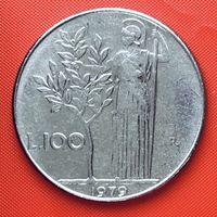 19-14 Италия, 100 лир 1979 г.