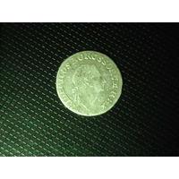 3 гроша 1778 год пруссия R1 в сохране