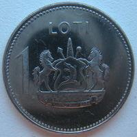 Лесото 1 лоти 1998 г.