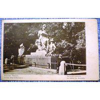 Варшава. Лазенки. Статуя Яна Собского