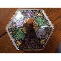 Шкатулка керамика китайская