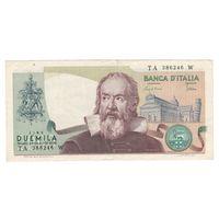 Италия 1000 лир 1983 года
