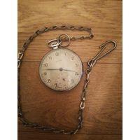 Часы молния с цепочкай  тонкие