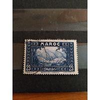 1933 французская колония Марокко архитектура флора (2-1)