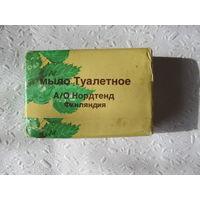 Мыло туалетное фирмы Нордтенд времён СССР