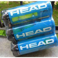 Мячи для большого тенниса Head Pro