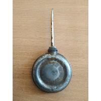 Миниатюрная масленка для швейных машин и не только... СССР, вторая половина прошлого века.(1).