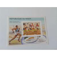 Нигер 1976 год спорт