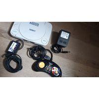 Игровая приставка, консоль,  Sega16 bit