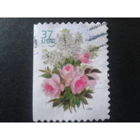 США 2004 цветы