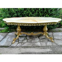 Журнальный столик Elegant, середина 20 века Италия.