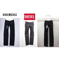 Стильные брюки брендов RICHMOND, BIKKEMBERGS, 100 % оригинальные