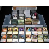 Набор Создателя Колод: игра Магия: Magic: The Gathering - Набор для создания колод дома. НАстольная игра для всей семьи, старейшая в истории настолок (не считая шахмат)