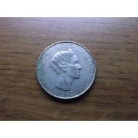 Люксембург 5 франков 1962