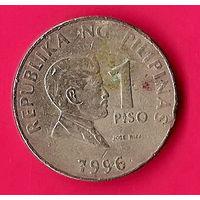 38-14 Филиппины, 1 песо 1996 г.