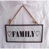 Витраж подвесной FAMILY