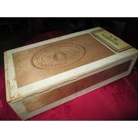 Коробка из под сигар Petersen & Sorensen 1865 г.(основание фирмы)