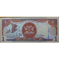 Тринидад и Тобаго. 1 доллар (2006 года, UNC)