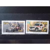 Южная Африка 1992 Автогонки**