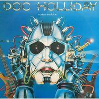 Doc Holliday/Modern Medicine/1983, AM, LP, EX, Germany