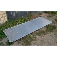 Лист металла возможно дюраль или алюминий 1.5м х 3м