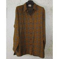 Рубашка, р.50-52 (см. замеры)